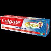 CREME DENTAL COLGATE TOTAL 12 WHITENING GEL 90GRAMAS