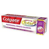 CREME DENTAL COLGATE TOTAL 12 PROFESSIONAL GENGIVA SAUDÁVEL 70GRAMAS