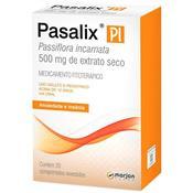 PASALIX PI 500MG COM 20 COMPRIMIDOS