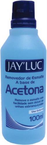 ACETONA 100ML - JAY'LUC
